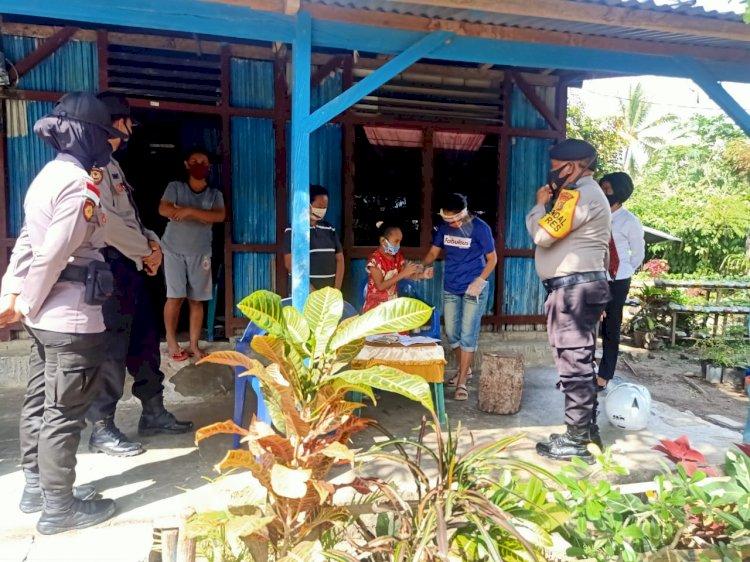 Aman Nusa Imbau Masyarakat untuk menerapkan Protokol Kesehatan