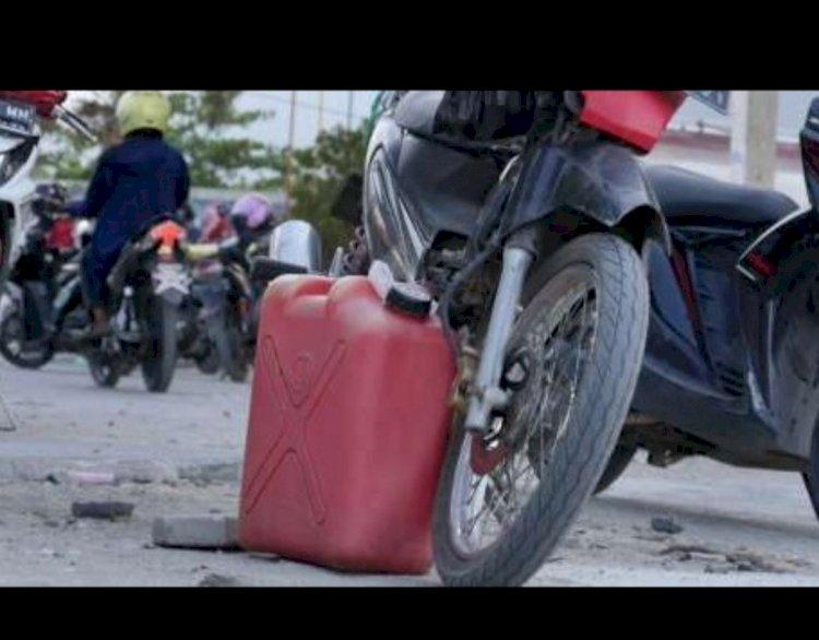 Operasi Lintas Batas Turangga 2020 Polres TTU mengamankan minyak tanah bersubsidi
