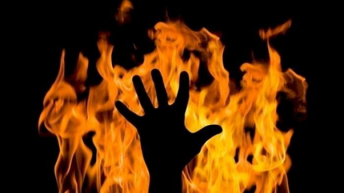 Seorang Penjahit Ditemukan Hangus Terbakar di Dapur, Polisi Lakukan Deteksi Dini