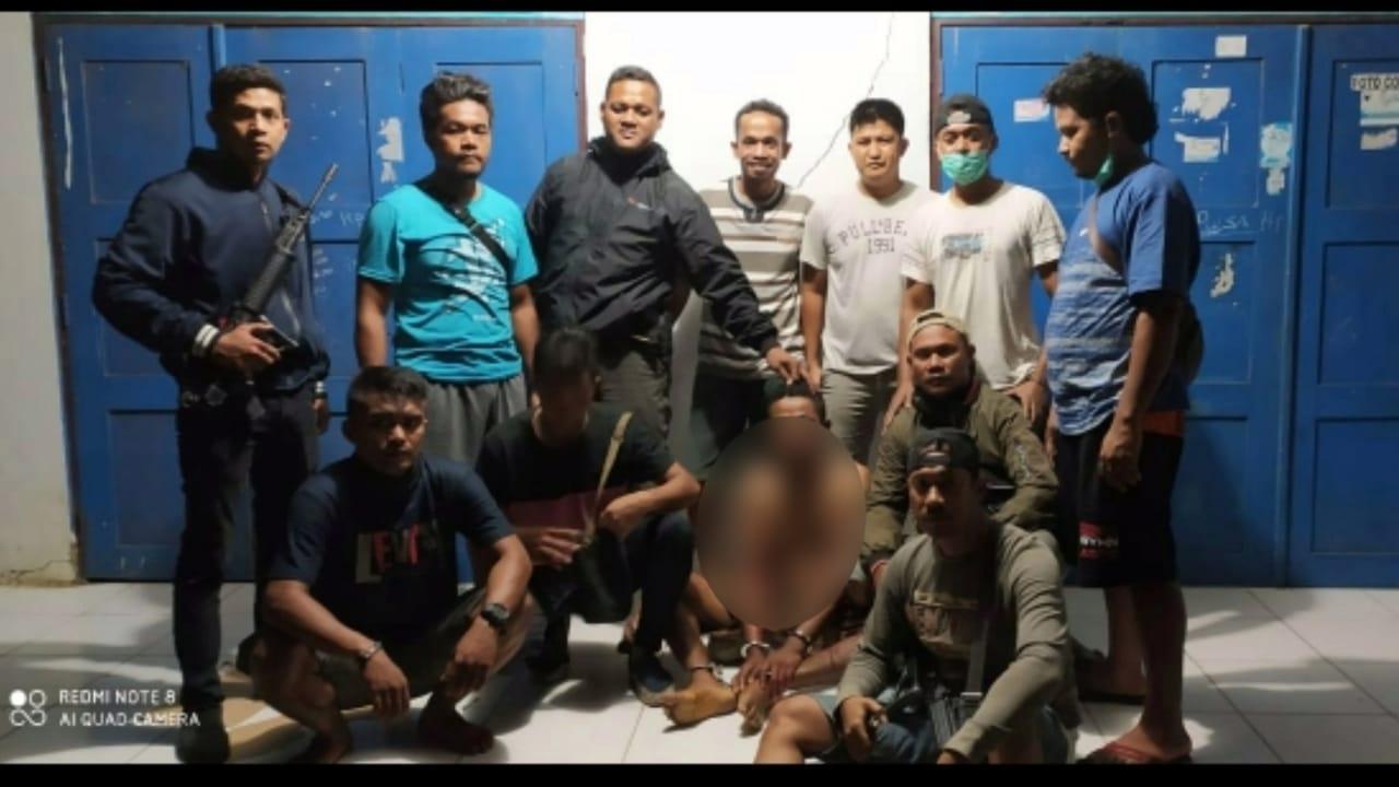 RK Terduga Pelaku Pembawa Lari Siswi SMA di TTU Kembali Ditangkap