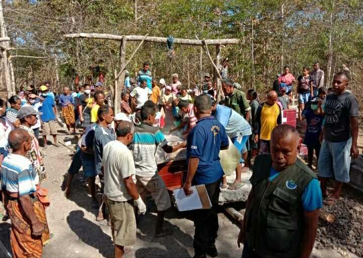 Polres TTU Hentikan Penyidikan Kasus Kematian Sekretaris Desa Oenak